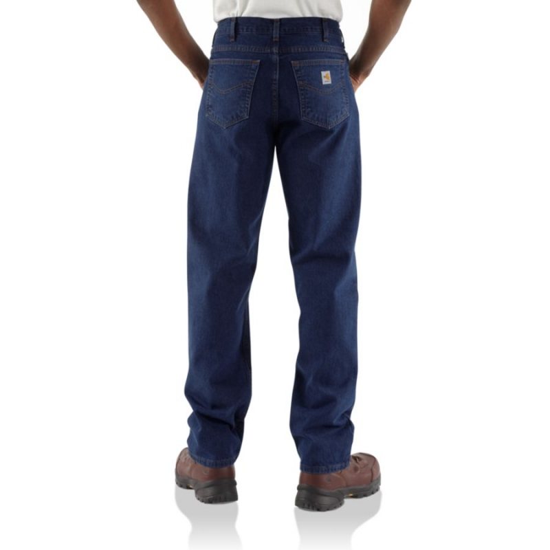 Carhartt FR Signature Denim Jean - Relaxed Fit